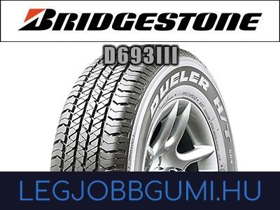 Bridgestone - D693III