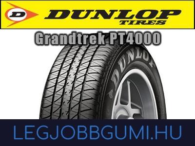 Dunlop - GRANDTREK PT4000