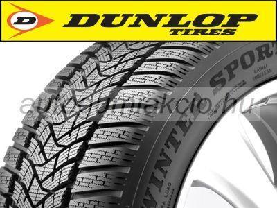 DUNLOP Winter Sport 5 - téligumi