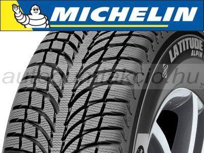 MICHELIN Latitude Alpin LA2 GRNX