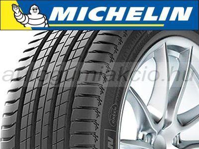 MICHELIN LATITUDE SPORT 3 GRNX 255/55R19 111Y