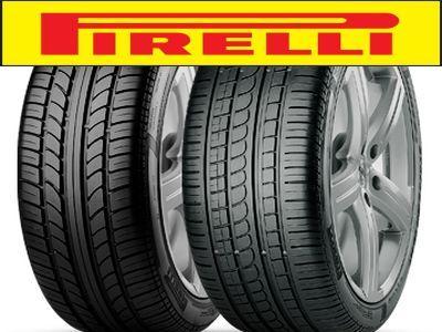 Pirelli - P zero Rosso