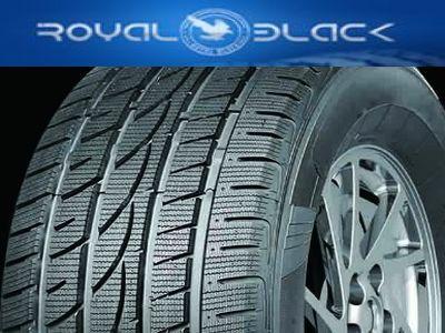 ROYAL BLACK Royal Winter - téligumi
