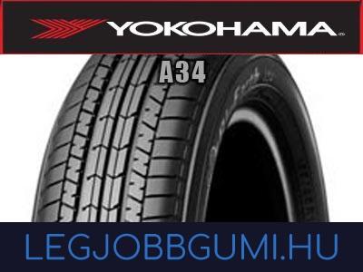 Yokohama - BluEarth A34