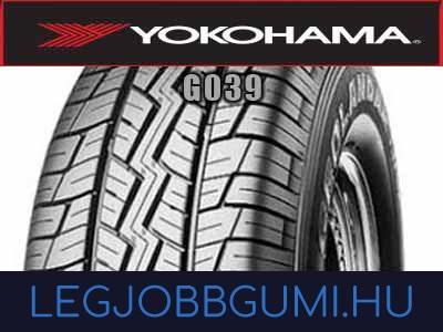 Yokohama - GEOLANDAR G039