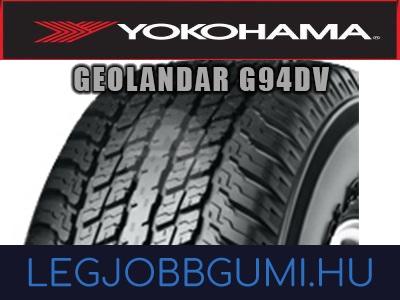 Yokohama - GEOLANDAR G94DV