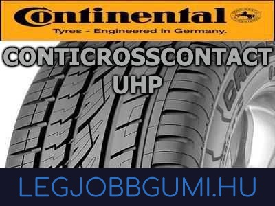 Continental - ContiCrossContact UHP