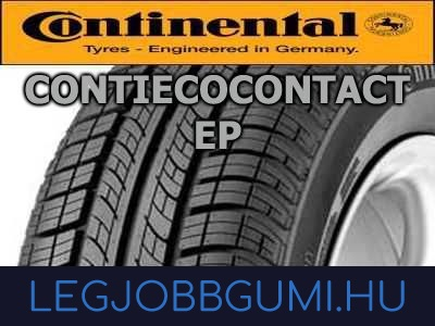 Continental - ContiEcoContact EP