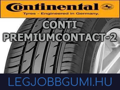 Continental - ContiPremiumContact 2