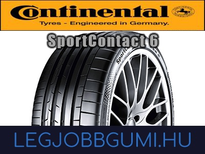 Continental - SportContact 6