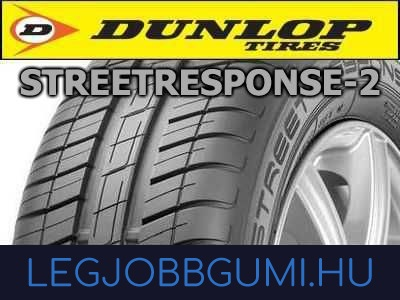 DUNLOP STREETRESPONSE 2 175/65R14 82T