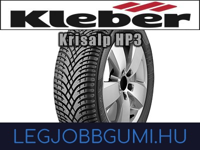 KLEBER KRISALP HP3 SUV