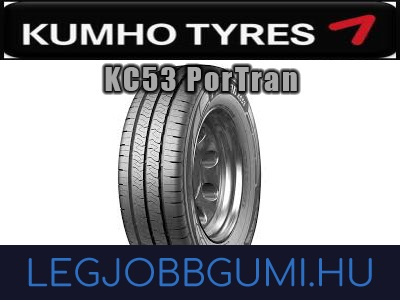 KUMHO KC53 PorTran