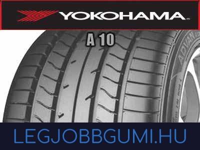 Yokohama - ADVAN A10A