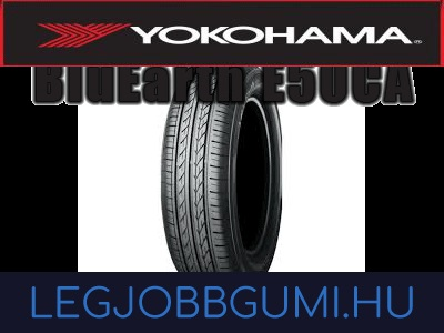 Yokohama - BluEarth E50CA