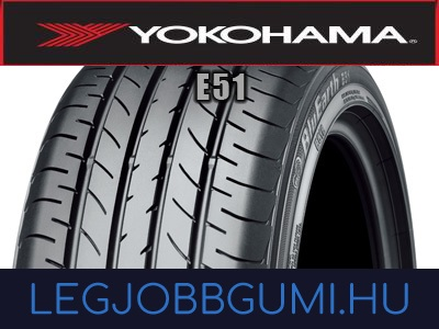 Yokohama - BluEarth E51