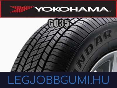 Yokohama - GEOLANDAR G035